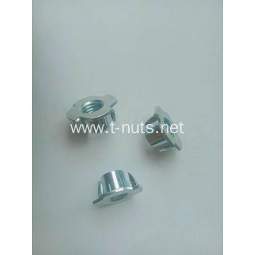 M12 Full Thread Zinc Plating T-NUTS